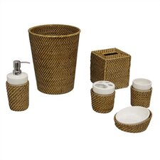 Hana Bath Accessory Set