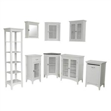 <strong>Elegant Home Fashions</strong> Madison Avenue Bathroom Cabinet Set