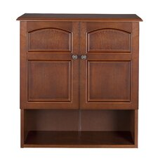 <strong>Elegant Home Fashions</strong> Martha Wall Cabinet 2 Doors