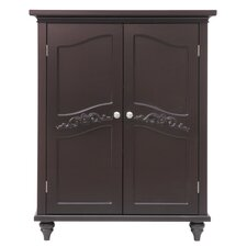 Versailles Floor Cabinet with 2 Doors