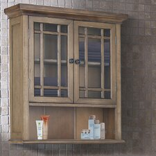 "<strong>Elegant Home Fashions</strong> Harrington 22"" x 24"" Wall Mounted Cabinet"