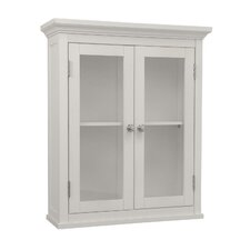 Madison Avenue Wall Cabinet with Two Doors