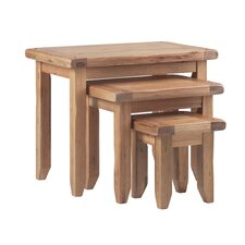 Radleigh 3 Piece Nest of Tables
