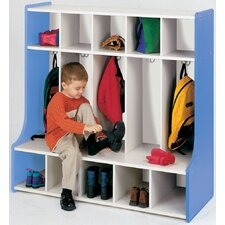 1000 Series 5 Cubbie Floor Locker