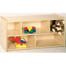 2000 Series Toddler Shelf Storage