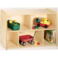 2000 Series Preschooler Shelf Storage