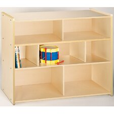 2000 Series Jumbo Shelf Storage