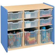 2000 Series Preschooler Combination Big Bin Storage