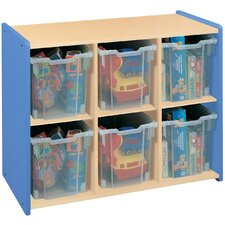 2000 Series Preschooler Extra Deep Big Bin Storage