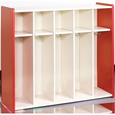 1000 Series 5 Cubbie Toddler Locker