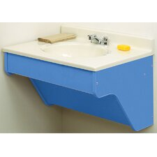 1000 Series Single Bowl Wall Vanity