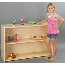 <strong>TotMate</strong> Eco Laminate Preschool Open Shelf Storage