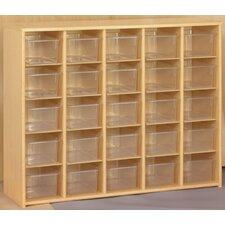 Eco umbo Sectional 25 Compartment Cubby