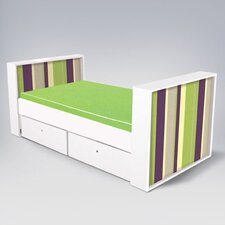 Parker Full  Bed with  Drawers