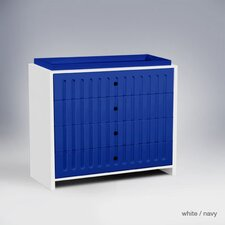 Alex 4 Drawer Changer
