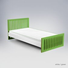 Alex Classic Twin Bed