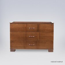 Morgan 3 Drawer Dresser