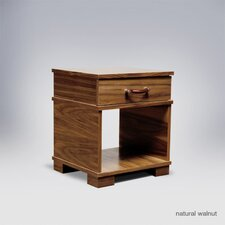 Morgan 1 Drawer Nightstand