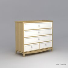 Regency 5 Drawer Dresser