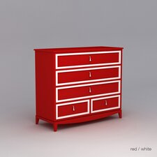 <strong>ducduc</strong> Regency 5 Drawer Dresser