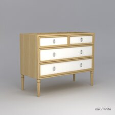 <strong>ducduc</strong> Savannah 4 Drawer Dresser