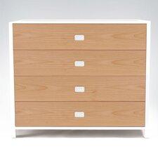 Campaign 4 Drawer Dresser
