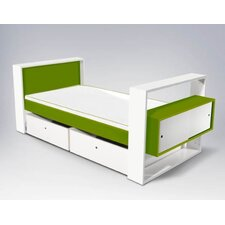 <strong>ducduc</strong> Austin Youth Bed with Trundle