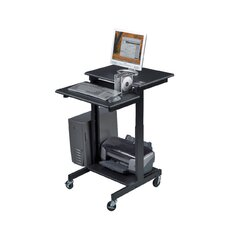 "<strong>Balt</strong> Web AV 31"" W Workstation/AV Stand"