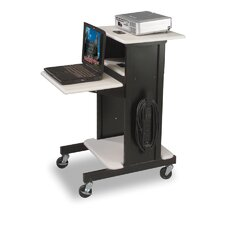 Presentation Cart with Optional Accessories