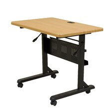 "36"" W Flipper Training Table"
