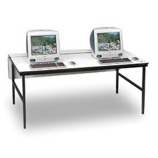"72"" W x 30"" D Unfold-A-Cable Table"