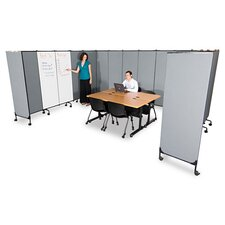 GreatDivide Fabric Add-On Panel, 64w x 3d x 72h, GY