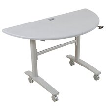Lumina Flipper Rounded Table