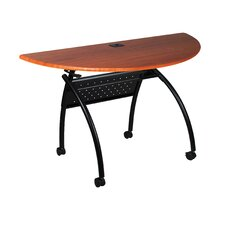 Chi Flipper Half Round Table