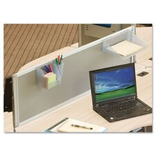 "<strong>Balt</strong> IFlex Series 1.5"" H x 53"" W Desk Privacy Panel"