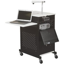 Optima GM Document Camera Security Cart