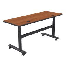 Adjustable Height Flipper Training Table