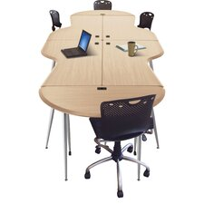 "iFlex 14' 10"" Conference Table"