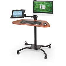 Flexible Computer Desk