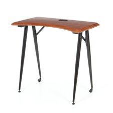 "iFlex Wood 29"" H Standard Desk"