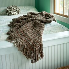 <strong>Kennebunk Home</strong> Newbury Woven Acrylic / Polyester Throw