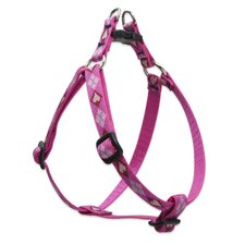 "Puppy Love 1/2"" Adjustable Step-In Dog Harness"