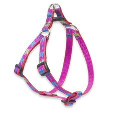 "Wing It 1/2"" Adjustable Step-In Dog Harness"