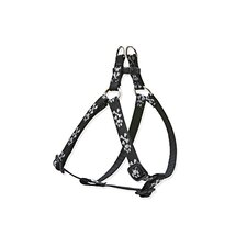 "Lil Bling 1/2"" Adjustable Step-In Dog Harness"