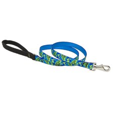 "Earth Day 3/4"" Dog Leash"