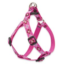 "Puppy Love 3/4"" Adjustable Dog Step-In Harness"