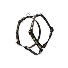 "Woof Stock 3/4"" Adjustable Dog Roman Harness"