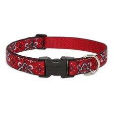 """Wild West 1"""" Adjustable Dog Collar"""
