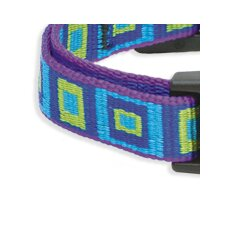 "Sea Glass 1/2"" Adjustable Step-In Dog Harness"