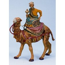 "5"" Scale Kings on Camels Figurines (Set of 3)"